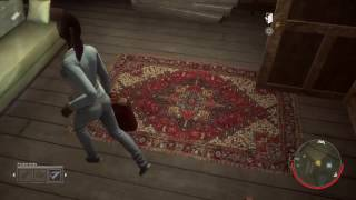 Friday the 13th  The Game: back breaker