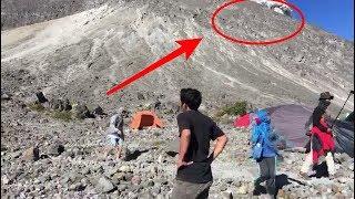 Tiba-Tiba Terdengar BLOOOMM, Saksi Mata Detik-Detik Gunung Merapi Memuntahkan ERUPSl..