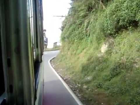 On my way to Bontoc, Mountain Province (P3)