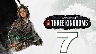Прохождение Total War: Three Kingdoms [Троецарствие] #7 - Берег Желтой реки [Чжэн Цзян]