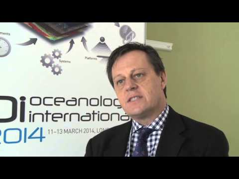 Andy Hill, BP, on Hydrography & Geophysics, Offshore Site Investigations