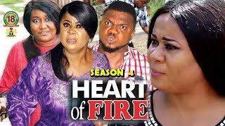 Heart Of Fire Season 4 - (New Movie) 2018 Latest Nigerian Nollywood Movie Full HD | 1080p