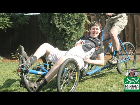 """Recovering Mobility with Recumbent Trikes""-Laidback Bike Report"