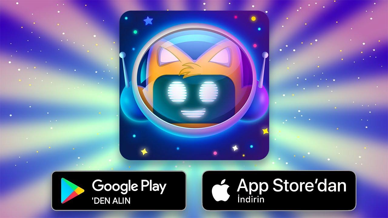 Miniyo Gezegenler uygulaması yayında!