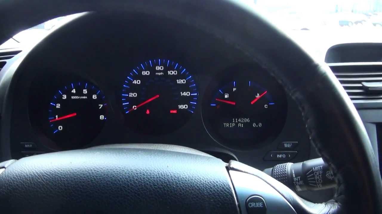 2004 Acura 3.2 TL 6-Sd Sedan - YouTube
