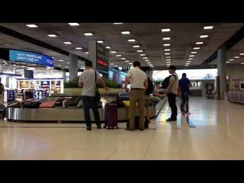 Baggage Claim @ suvarnabhumi Airport