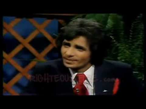 Benny Hinn's First Video? A Young Benny In The Beginning Of His Ministry - 1975