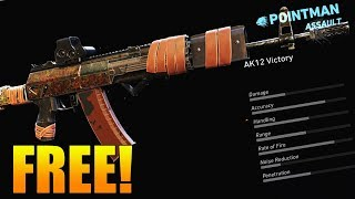 HOW TO GET THE AK-12 VICTORY FOR FREE! | Ghost Recon Wildlands PVP (Free AK-12 Victory)