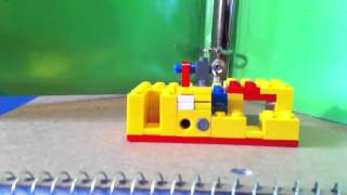 """top-popper"" Lego Puzzle Box Tutorial"
