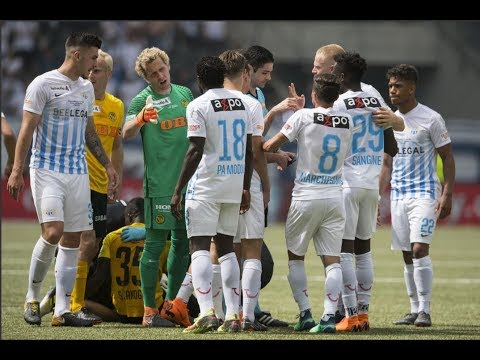 Cupfinale: FC Zürich vs. BSC Young Boys/ 2:1 - Full Match -