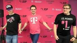 Running Man Challenge T-Mobile Meridian #208TEx