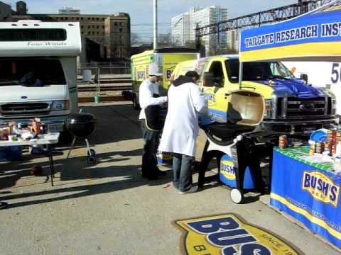 Your Chicago Tickets - Don McCauley, southwest facilities tailgating