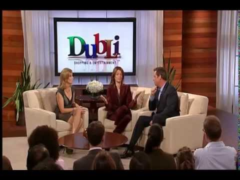 The Deal TV Show Features DubLi, Website for Online Shopping, Auctions and Entertainment Video