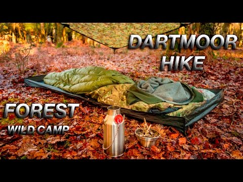 Dartmoor hike, Wistmans Woods    And Forest Wildcamp