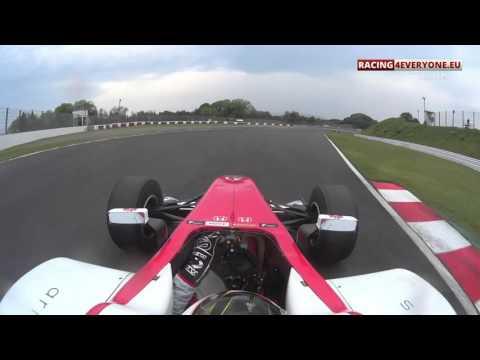 Super Formula 2016 - Stoffel Vandoorne Onboard @ Suzuka