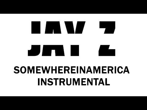Jay-Z - Somewhere In America (Instrumental)