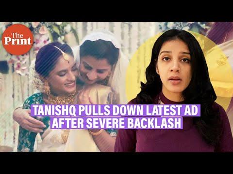 Accused of 'love jihad', Tanishq withdraws ad on Hindu-Muslim marriage after severe backlash