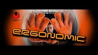 Uhlsport Ergonomic Goalkeeper Gloves