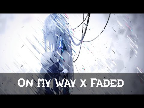 anime-mix-|-amv-|-on-my-way-x-faded