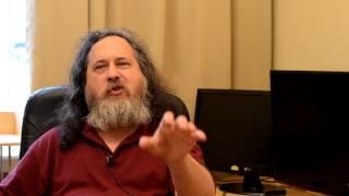 Richard Stallman Talks About Ubuntu
