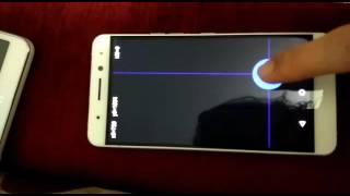 General mobile 5 plus Dokunmatik problemi