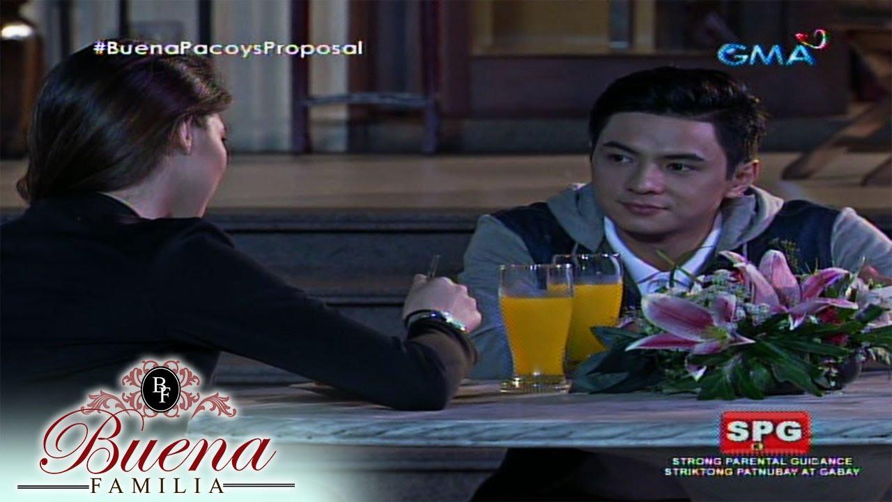Buena Familia: Pacoy's surprise