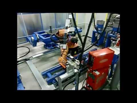 ROBOT - SALDATURA PRIGIONIERI
