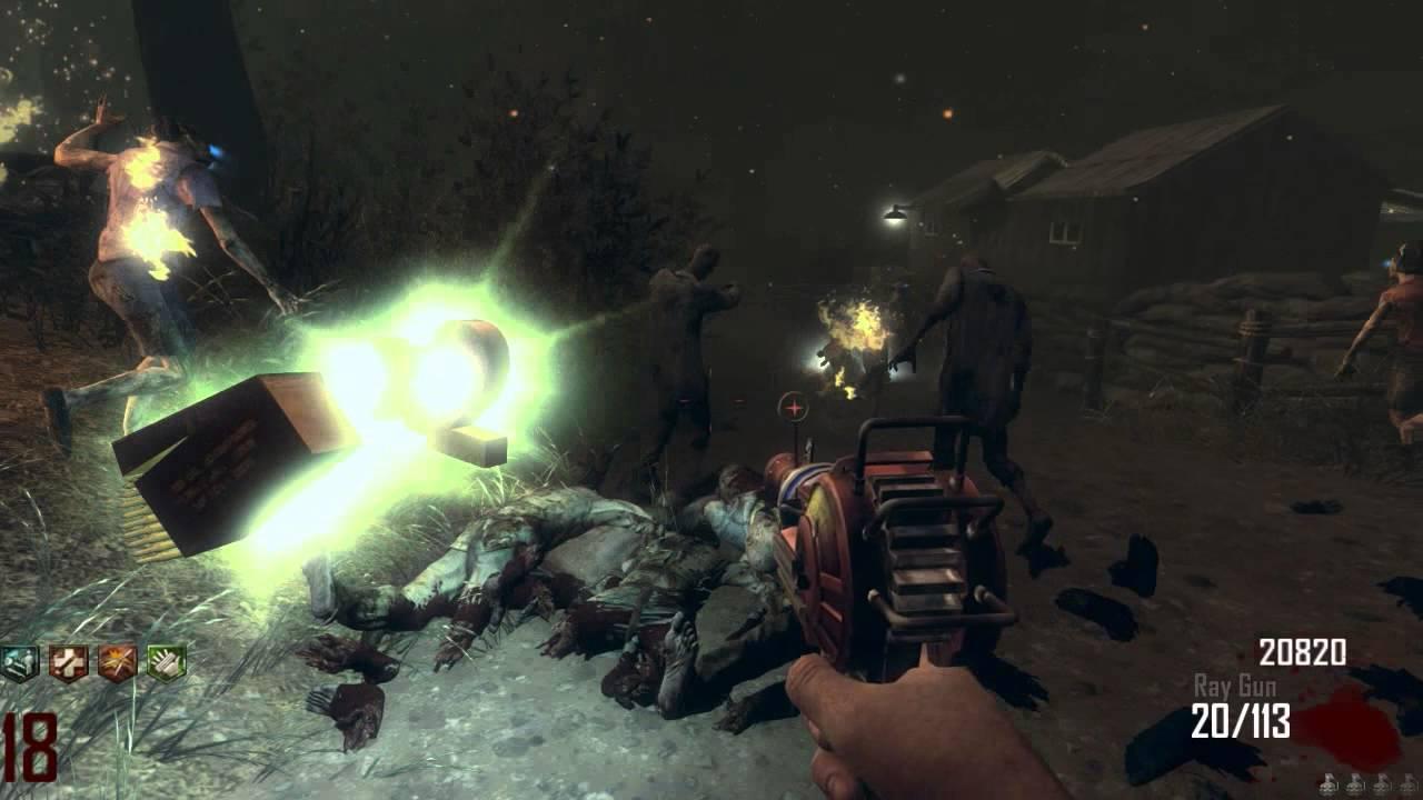 "Black Ops 2 Zombies ""Farm"" Rounds 1-30 Survival - PC ... M1216 Black Ops 2"