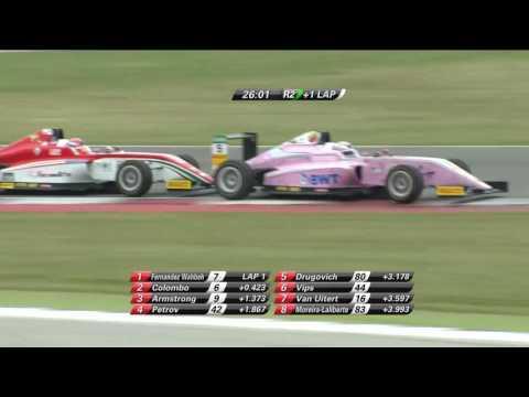 F4 ITALIAN CHAMPIONSHIP 2017 ROUND 1 MISANO RACE 2