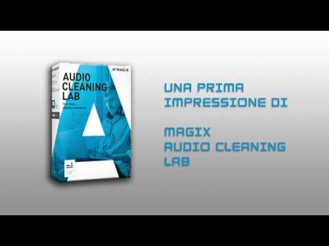 Audio Cleaning Lab - Magix