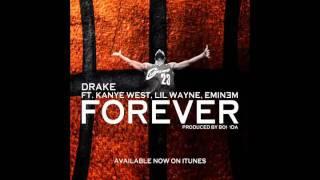 Drake, Kanye West, Lil Wayne, Eminem - Forever (Official instrumental)