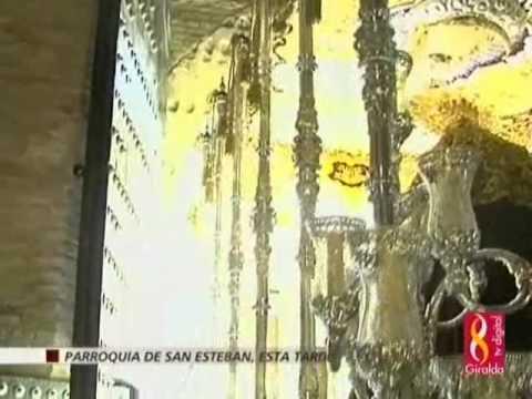Salida Virgen Desamparados 2009(Hermandad de San Esteban)