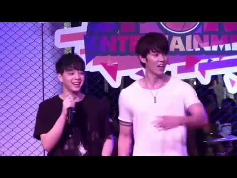 [30-07-17] ก็อตบาส @ Show DC Sports Entertainment Event (cr.Show DC FB Live)