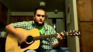 Michael Thompson- Small Town Saturday Night (Cover)
