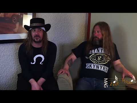 Clip from interview with Swamp Music