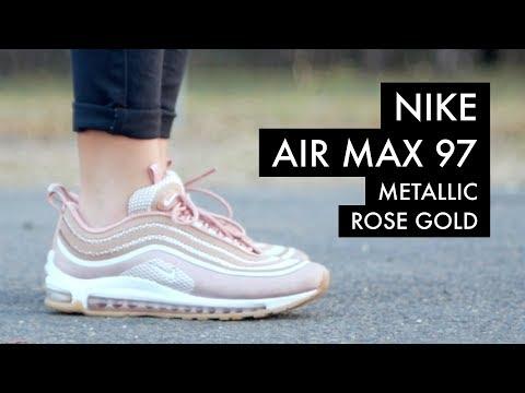 air max 97 rose gold prix