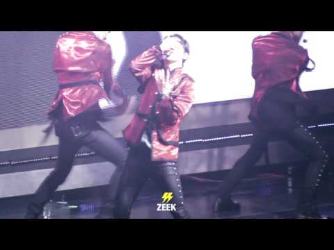160723 [The EXO'rDium] CHEN-Wolf remix