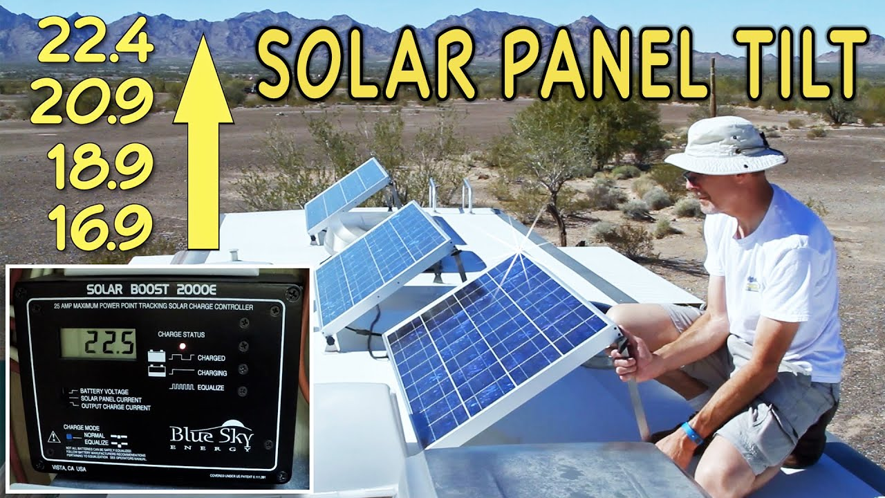 Best Solar Panels For RV Or Camper Van | Comparison and