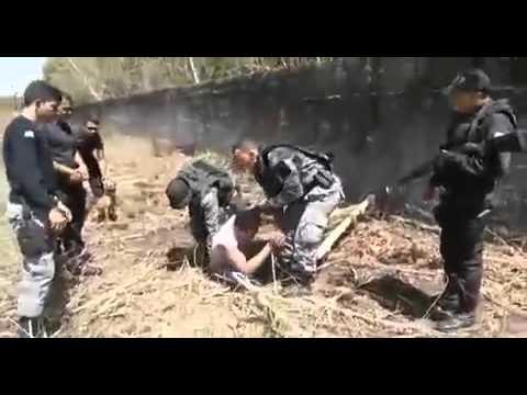 No Amapá, vídeo mostra detento flagrando pulando muro. SelesNafes.Com