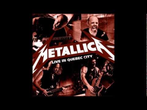 Metallica: One Live Quebec 2011