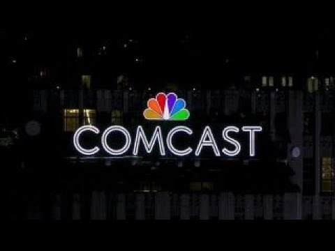 Comcast enters bidding war with 21st Century Fox for Sky