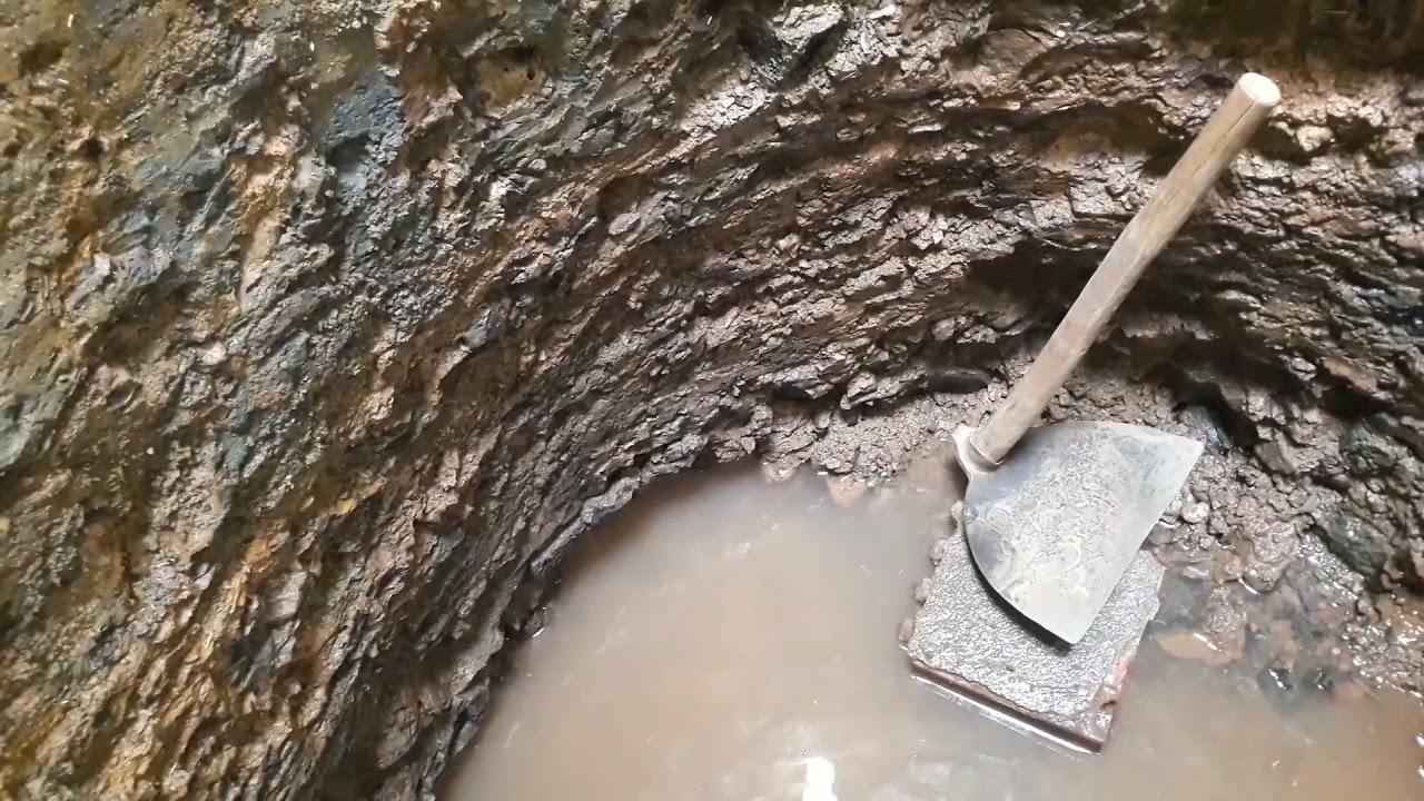 como aprofundar e calçar poço cisterna