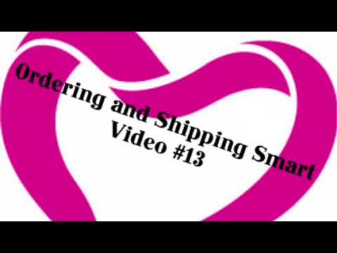 #13 - Ordering & Shipping smart