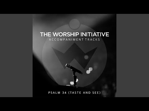 Psalm 34 (Taste and See) (Accompaniment Track)
