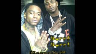 Soulja Boy ft. Gucci Mane & Yo Gotti - Burr Burr (HOT!!) New!!