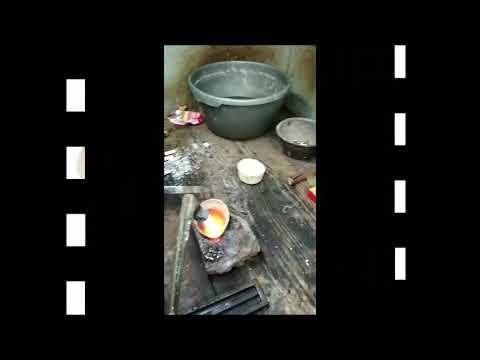 Melebur Emas Batangan Youtube
