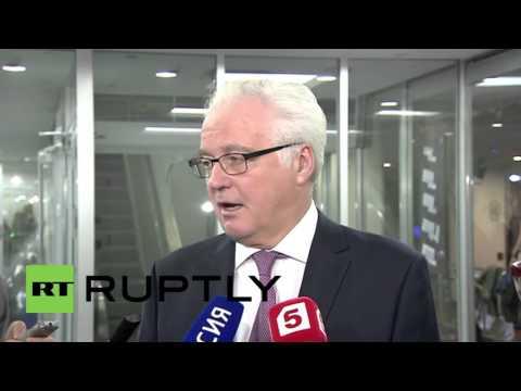 UN: Churkin hopes UN can calm 'hot heads in Ankara' over Iraq intervention
