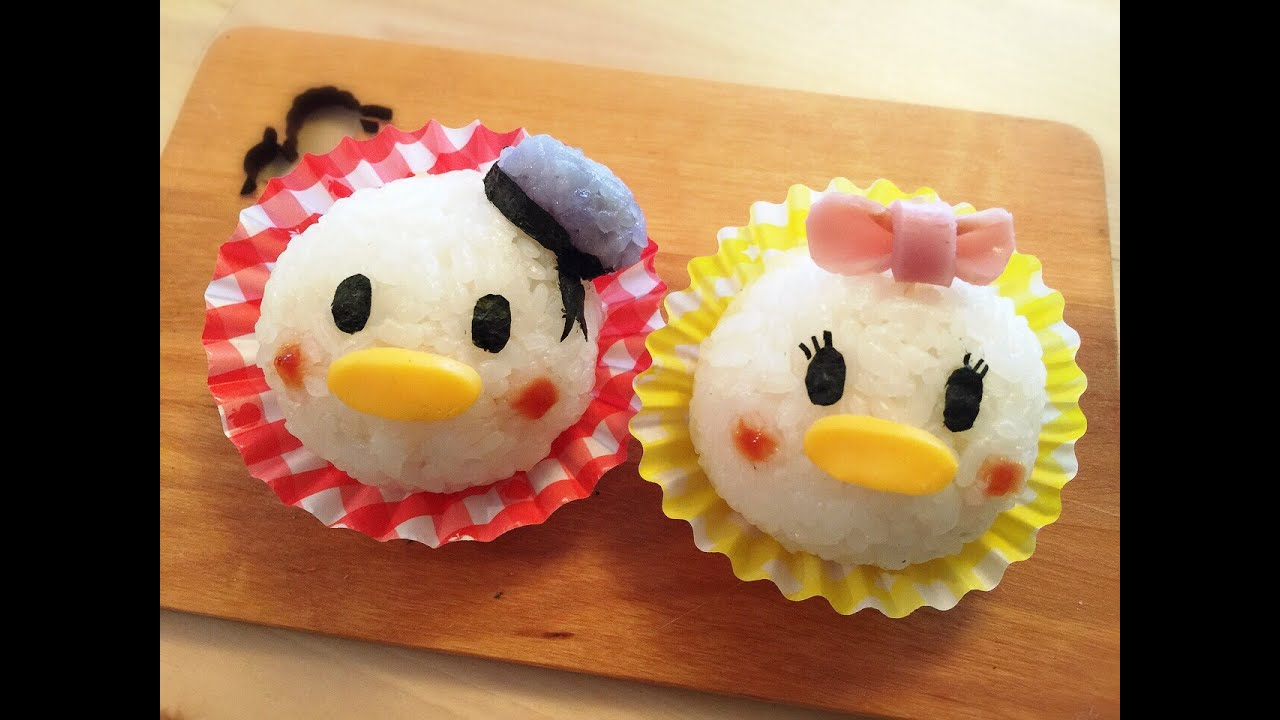 How To Make Tsumu Tsumu Donald And Daisy Duck ツムツム ドナルドと