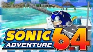 Sonic Adventure 64 - Walkthrough