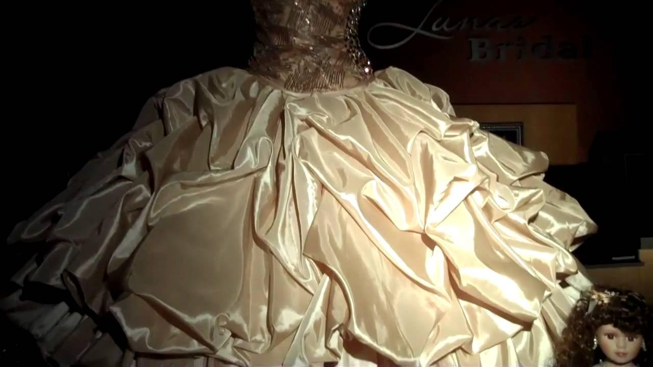 chiquis rivera quinceanera dress